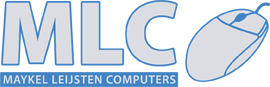 Logo Maykel Leijsten Computers